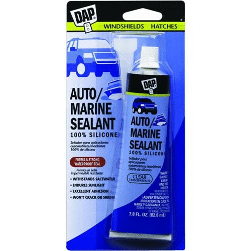 Dap DAP Auto And Marine Silicone Sealant