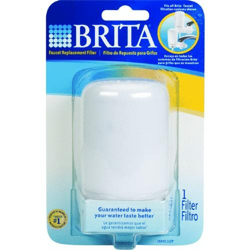Brita Div of Clorox Brita On Tap Replecement Water Filter Cartridge