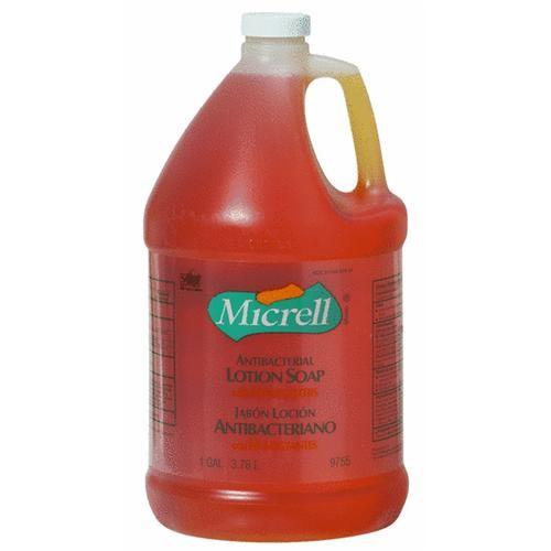 Bunzl USA Micrell Antibacterial Hand Liquid Soap Refill