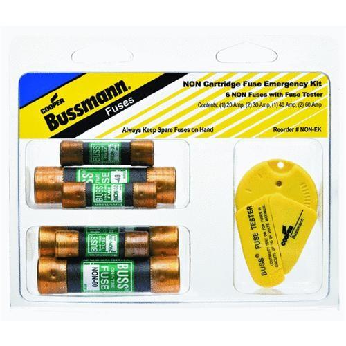 Bussmann Non-EK Cartridge Fuse Emergency Kit