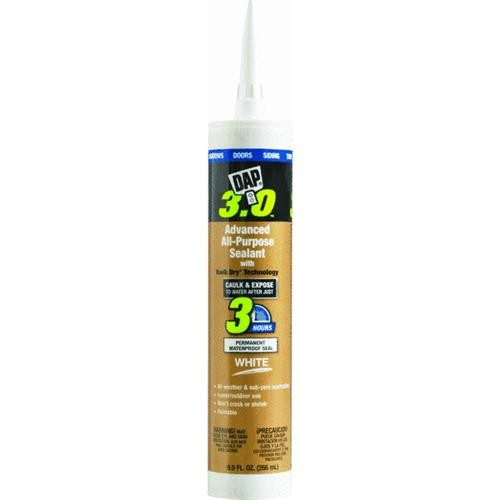 Dap DAP 3.0 Window, Door, Trim, & Siding All Purpose Caulk Sealant