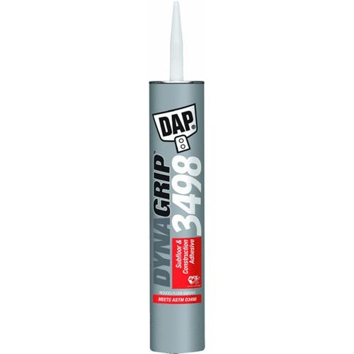 Dap DAP DYNAGRIP Construction And Subfloor Adhesive
