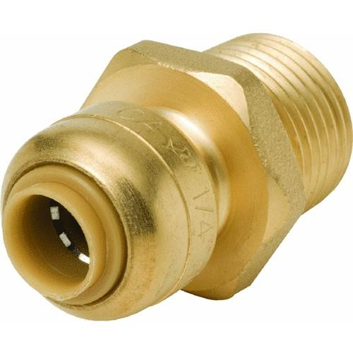 Cash Acme Sharkbite Brass Female Adapter (Push X Female Pipe)