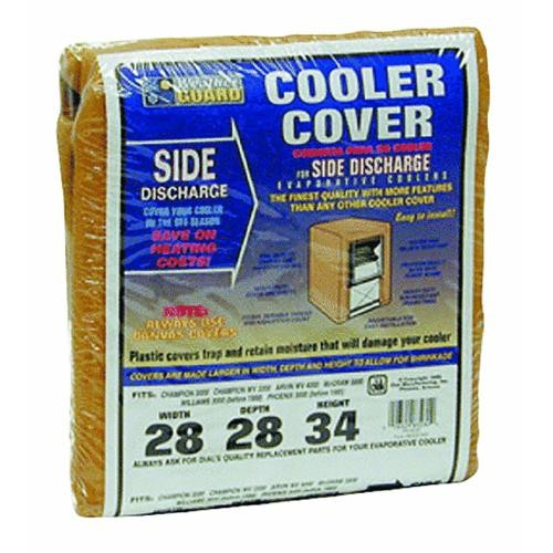Dial Mfg. Cooler Air Conditioner Cover