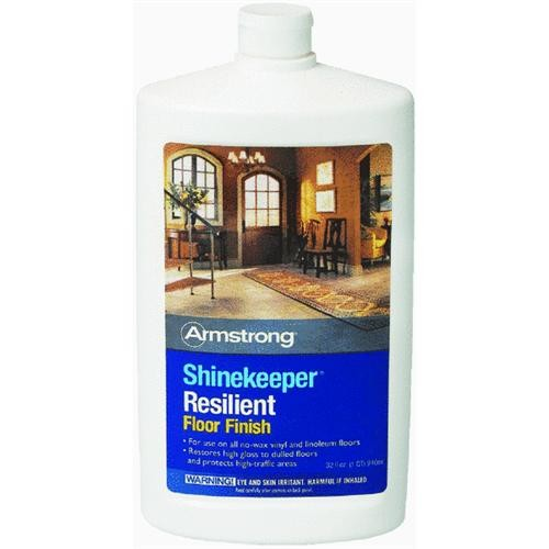 Armstrong World (cleaners, floor care) Armstrong Shinekeeper Resilient Floor Finish