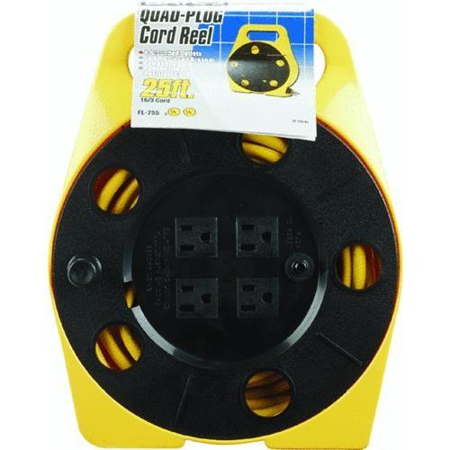 Bayco Multi-Plug Cord Reel