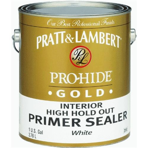 - Pratt & Lambert Pro-Hide Gold Latex Interior Primer And Sealer