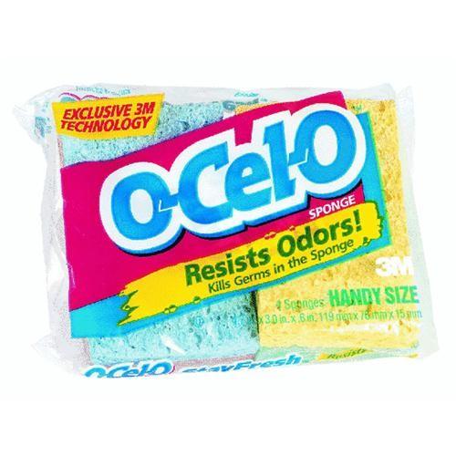 3M O-Cel-O StayFresh Sponge