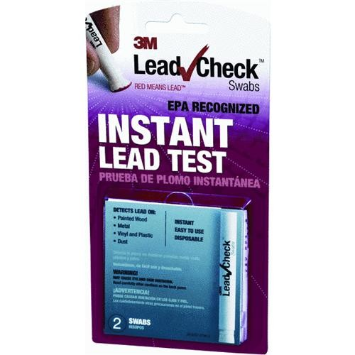 3M Instant LeadCheck Lead Test Kit