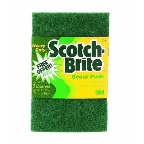 3M Scotch-Brite Heavy Duty Scouring Pad