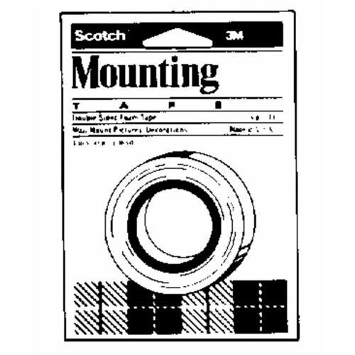 3M Mounting Tape Squares