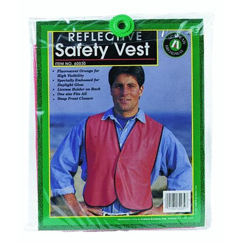 American Recreational Products Wenzel Orange Safety Vest