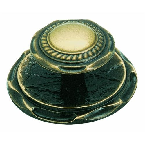 Amerock Corp. Carriage House Cabinet Knob And Backplate
