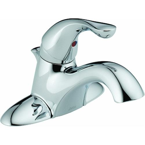 Delta Faucet Delta Classic Series Single Handle Lavatory Faucet With Pop-Up