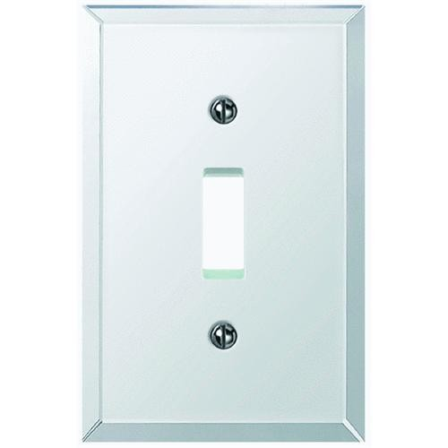 AmerTac Westek Amerelle Acrylic Switch Wall Plate