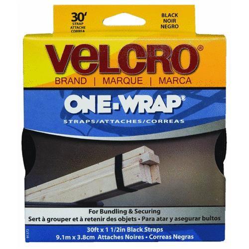 Velcro USA VELCRO brand Secure One-Wrap Hook & Loop Strap