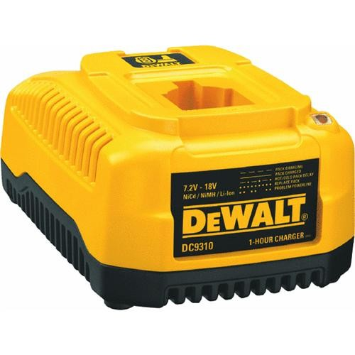 Dewalt DeWalt Heavy-Duty 7.2V to 18V 1 Hour Battery Charger
