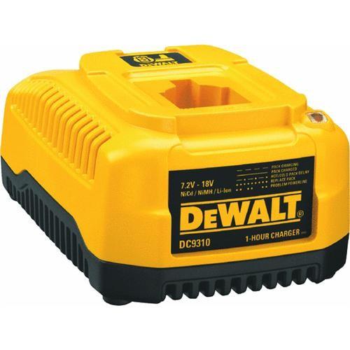 Dewalt DeWalt Heavy-Duty 7.2V to 18V 1 Hour Battery Charger