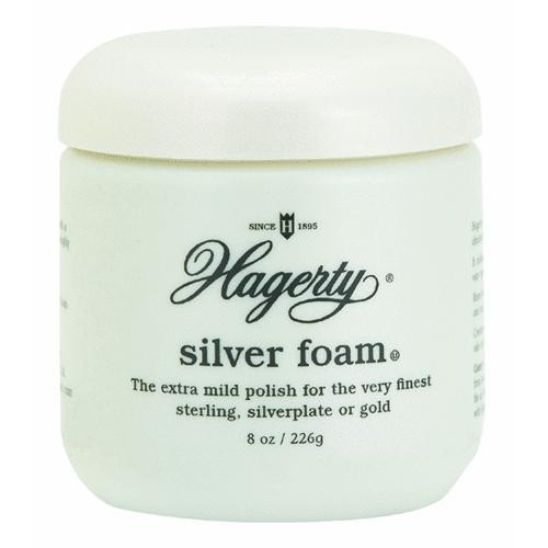 W J Hagerty & Sons Silver Foam
