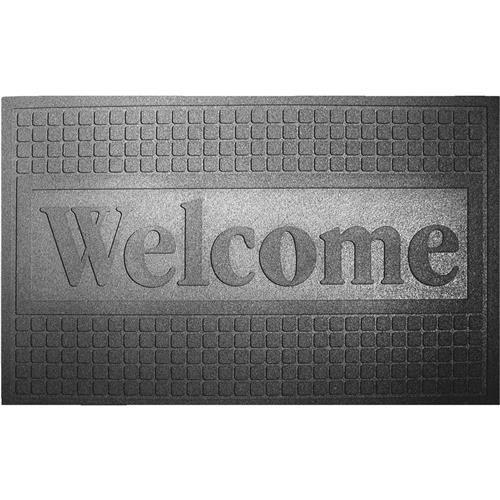 W. J. Dennis Dennis Funtional Welcome Door Mat