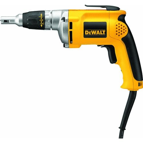 Dewalt Heavy-Duty VSR Drywall Screwdriver