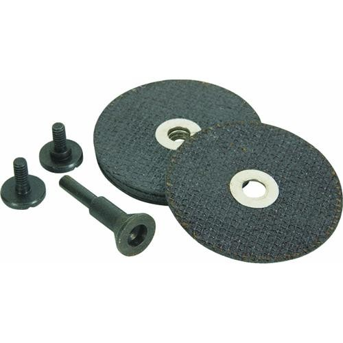 Weiler Brush Abrasive Wheel Kit