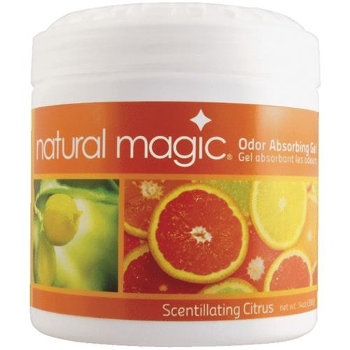 Weiman Products LLC Natural Magic Odor Absorbing Gel