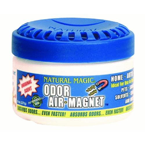 Weiman Products LLC Natural Magic Odor Air Magnet