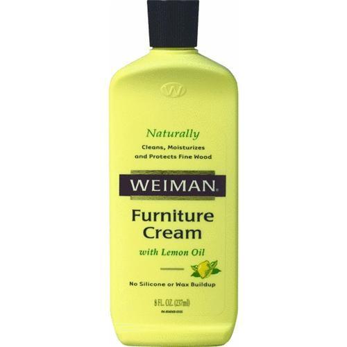 Weiman Products LLC Furniture Cream
