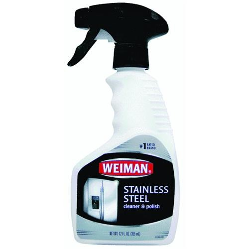 Weiman Products LLC Wieman Stainless Steel Cleaner
