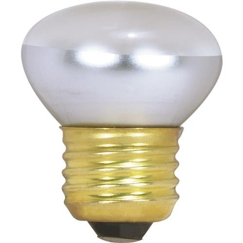 SATCO PRODUCTS, INC. Satco R14 Medium Base Incandescent Floodlight Light Bulb