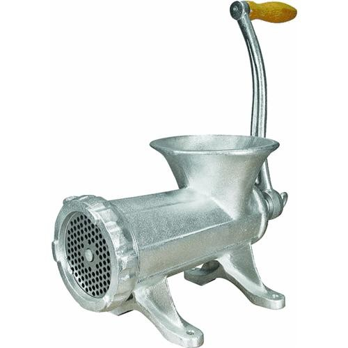 Weston Products Deluxe Manual Meat Grinder (Tinned)