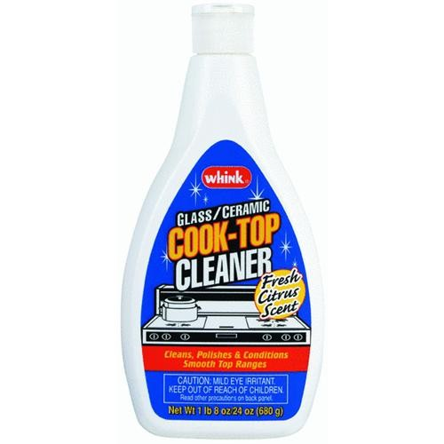 Whink Prod. Glass and Ceramic Cook-Top Cleaner