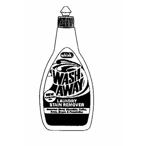 Whink Prod. Wash Away Laundry Stain Remover