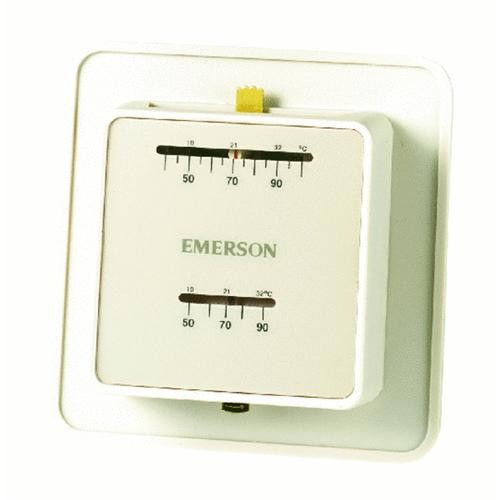 White-Rodgers/Emerson Heat Only Mechanical Thermostat