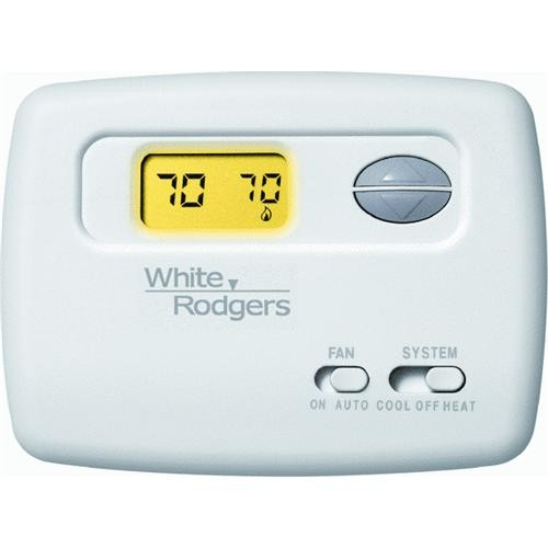 White-Rodgers/Emerson Non-Programmable Digital Thermostat