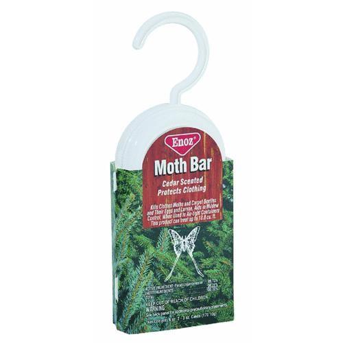 Cedar Ize Moth Bar Closet Freshener