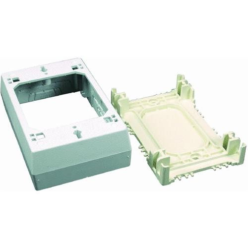 Wiremold Wiremold CordMate Deep Outlet Box