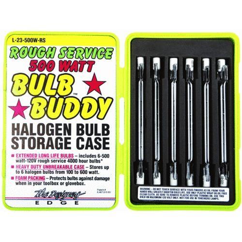 Woods Ind. 500W Halogen Bulb Storage Case