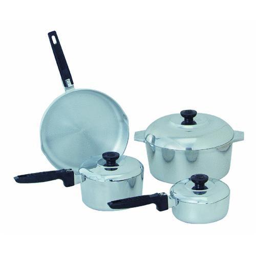 World Kitchen/Ekco Magnalite Classic 8-Piece Cookware Set