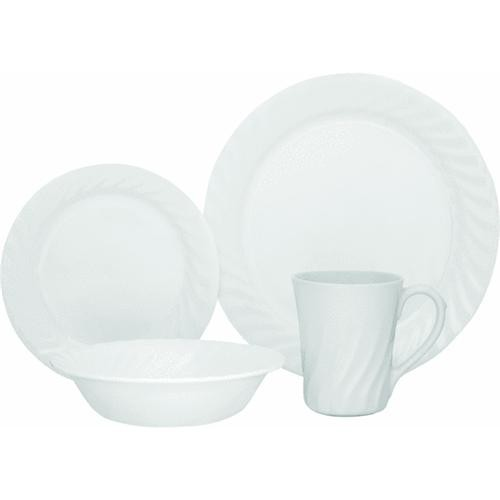 World Kitchen/Ekco Corelle 16-Piece Enhancements Dinnerware Set