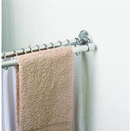 Zenith Prod. Double Shower Rod