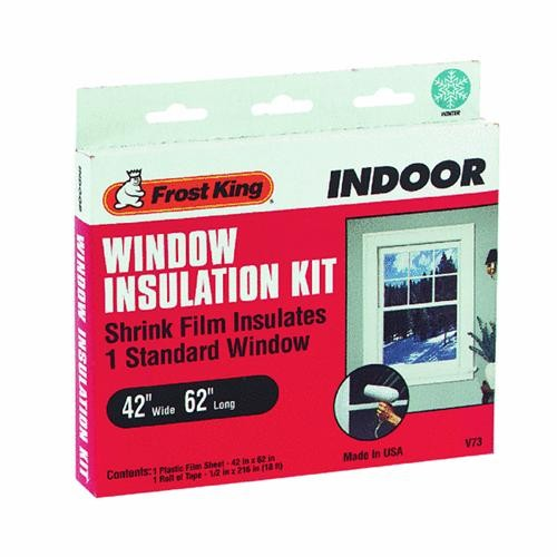 Thermwell Products Co. Frost King Shrink Film Window Kit