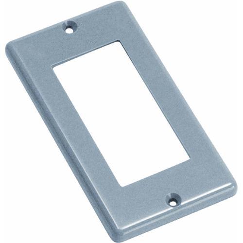 Thomas & Betts PVC GFCI Handy Box Cover