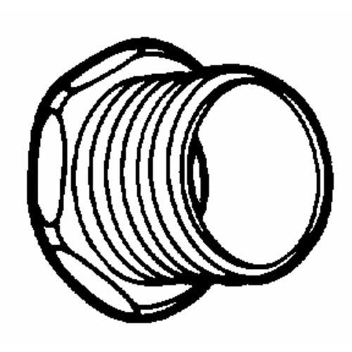 Thomas & Betts Steel City Conduit Nipple