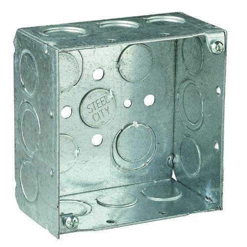Thomas & Betts Square Box