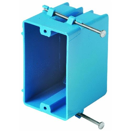 Thomas & Betts 1-Gang Outlet Box