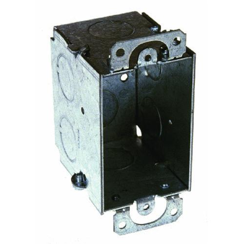 Thomas & Betts Gangable Outlet Box