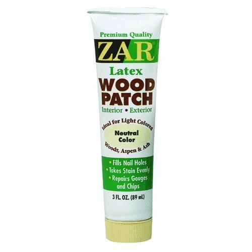 United Gilsonite Lab Zar Latex Wood Patch