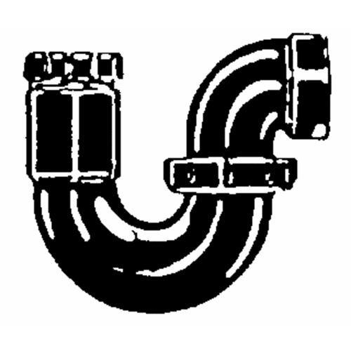 United States Hdwe. Sink P-Trap